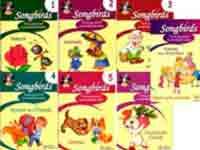 Songbirds. Песни для детей на английском языке