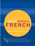 "Частотный словарь французского языка ""A Frequency Dictionary of French"""