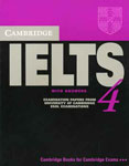 Cambridge IELTS 4. Student`s Book with Answers