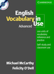 English Vocabulary in Use. Advanced. McCarthy M., O`Dell F.