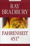 """Книга на немецком языке """"Fahrenheit 451 / 451 градус по Фаренгейту"""""""