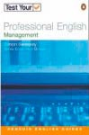 Professional english in use management  Simon Sweeney
