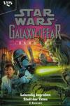 """Книга на немецком языке """"Star Wars - Galaxy of Fear 1: Lebednig begraben / Звездные войны – Галактика Страха 1: Съеденные заживо"""""""