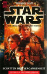 """Книга на немецком языке """"Star Wars - Schatten Der Vergangenheit / Звездные войны – Призрак прошлого"""""""