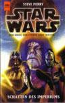 """Книга на немецком языке """"Star Wars - Schatten des Imperiums / Звездные войны – Тени Империи"""""""