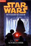 """Книга на немецком языке """"Star Wars - Skywalkers Ruckkehr / Звездные войны – Возвращение Джедая"""""""