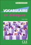"""Учебник французского языка """"Vocabulaire en dialogues"""""""