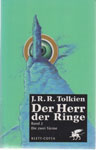 "Книга на немецком языке ""Die zwei Turme"" (Толкиен Дж.Р.Р.)"