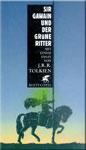"Книга на немецком языке ""Sir Gawain und der grune Ritter"" (Толкиен Дж.Р.Р.)"