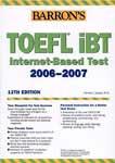 Barrons. TOEFL: iBT. Sharpe Pamela J.