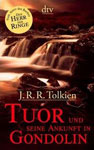 "Книга на немецком языке ""Tuor und seine Ankunft in Gondolin/Туор и его прибытие в Гондoлин"""
